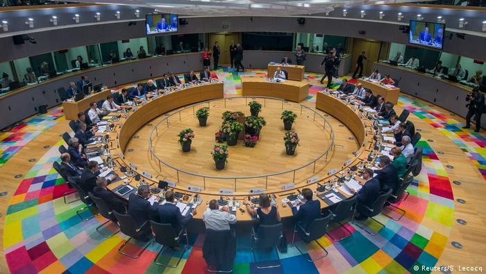 Belgien EU-Gipfel in Brüssel