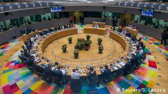 Summitul european de la Bruxelles