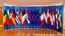 Symbolbild EU Flaggen