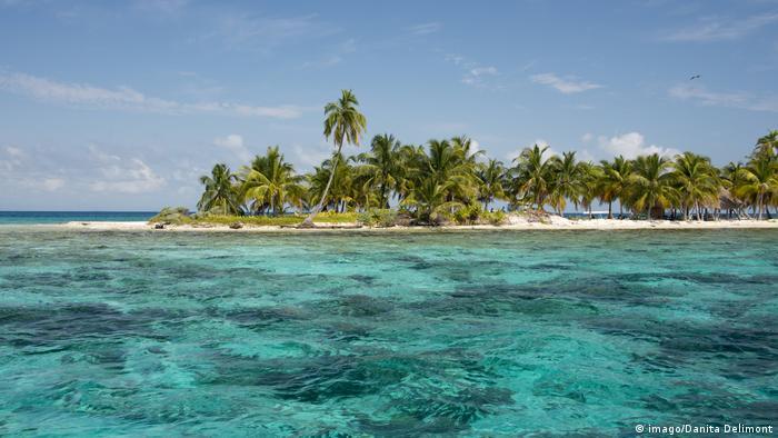 Belize Barrier Reef (imago/Danita Delimont)