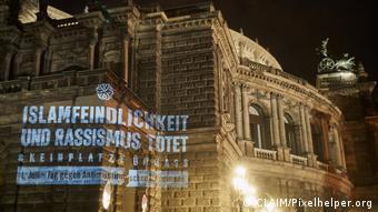 Deutschland Projekt Tag gegen Antimuslimischen Rassismus (CLAIM/Pixelhelper.org)