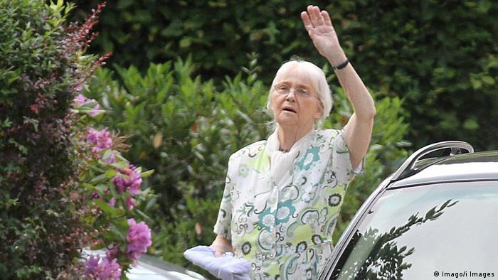 Gudrun Burwitz, córka Heinricha Himmlera
