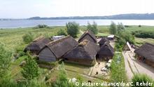 Deutschland, Schleswig-Holstein, Busdorf: Haithabu und Danewerk für Unesco-Welterbeliste empfohlen