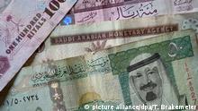 Saudi-Arabische Rial