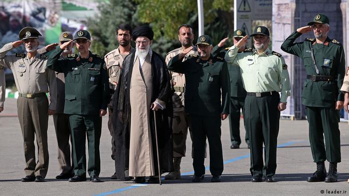 Iran Khamenei Militär