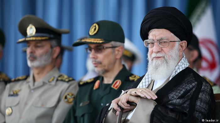 Iran Khamenei Militär (leader.ir)