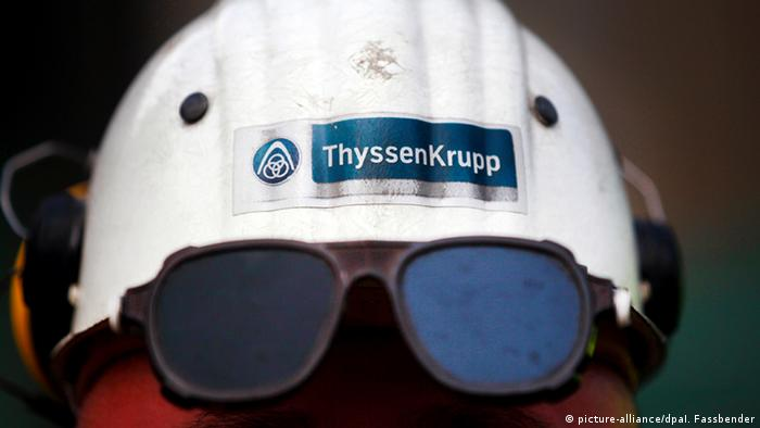 Thyssen Krupp fusioniert mit Tata Steel