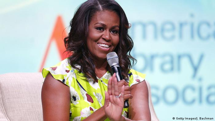 Michelle Obama (Getty Images/J. Bachman)