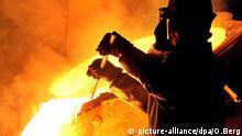 Mehr Geld für Stahlkocher