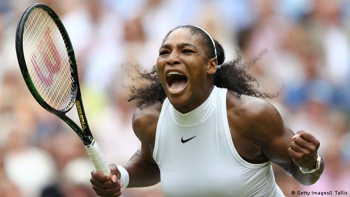 Wimbledon Serena Williams