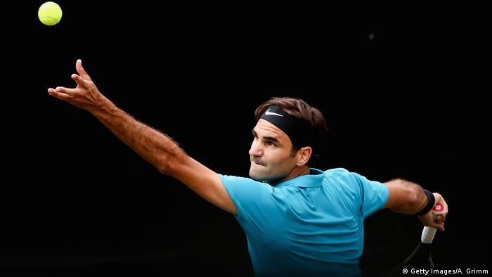 Mercedes Cup Stuttgart - Roger Federer