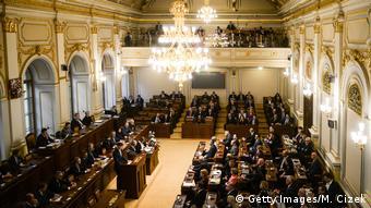 The Czech parliament