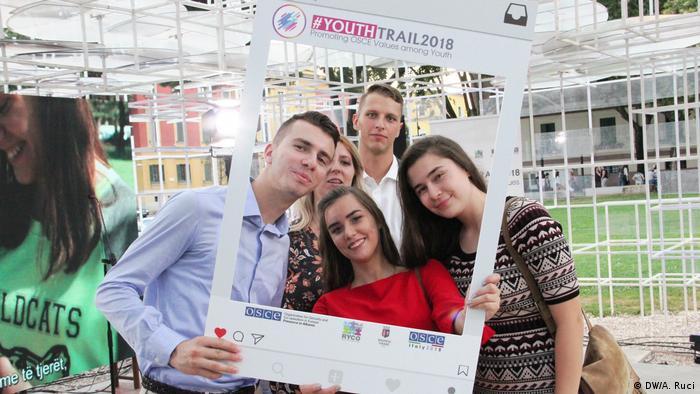 Albanien Youth Trail 2018