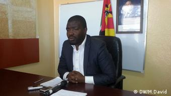 Mosambik, Lichinga, José Manuel, Provinzdirektor für Gesundheit in Niassa