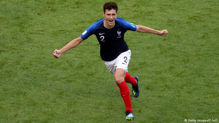 Benjamin Pavard (Getty Images/C.Ivill)