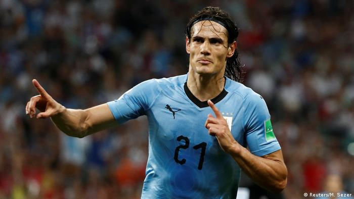 f42e8e9be ... but Edinson Cavani is expected to miss out through injury. FIFA  Fußball-WM 2018