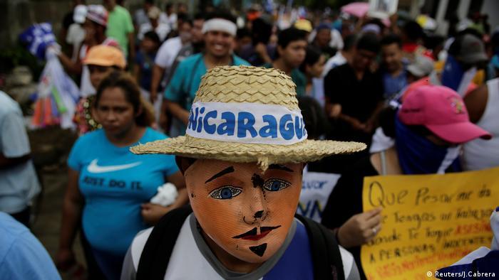 Las protestas en Nicaragua no cesan y miles pidieron que Ortega renuncie a su cargo.