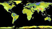 NASA: Neue Karte der Erdoberfläche