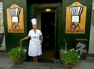 Köchin Ida Davidsen