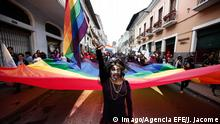 Ecquaor | Pride-Parade in Quito