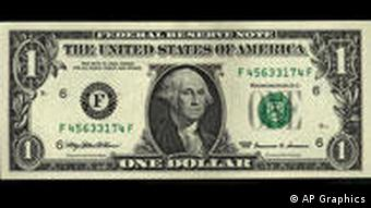 Ein Dollar Schein