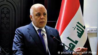 Між двох вогнів: прем'єр Іраку Хайдер аль-Абаді