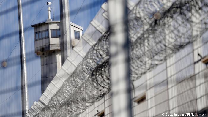 Frankreich Sud-Francilien Gefängnis in Reau
