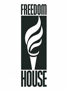 Logo der Organisation Freedom House