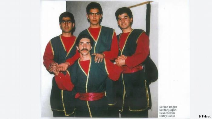Serdar Dogan Überlebender des Sivas Massakers von 1993