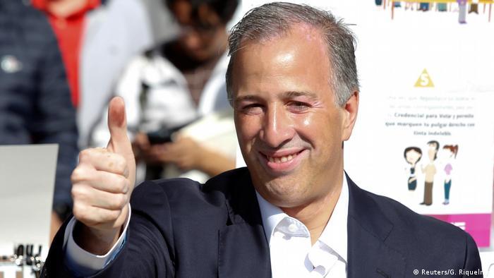 Mexiko Präsidentschaftswahl Jose Antonio Meade (Reuters/G. Riquelme)