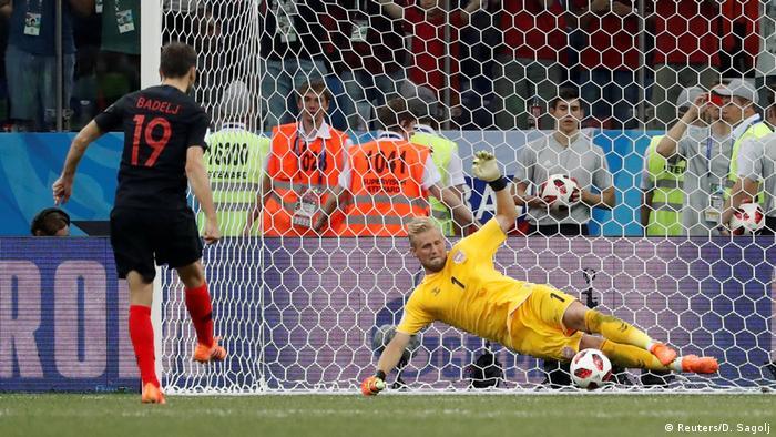 Fußball WM 2018 Kroatien vs Dänemark Elfmeterschießen (Reuters/D. Sagolj)