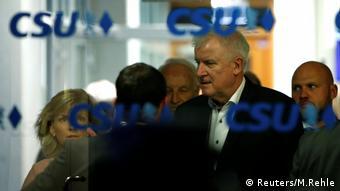 Horst Seehofer (Reuters/M.Rehle)