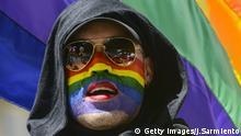LGBTI-Pride Parade in Kolumbien