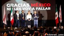Mexico - Andres Manuel Lopez Obrador zum neuen Präsident gewählt