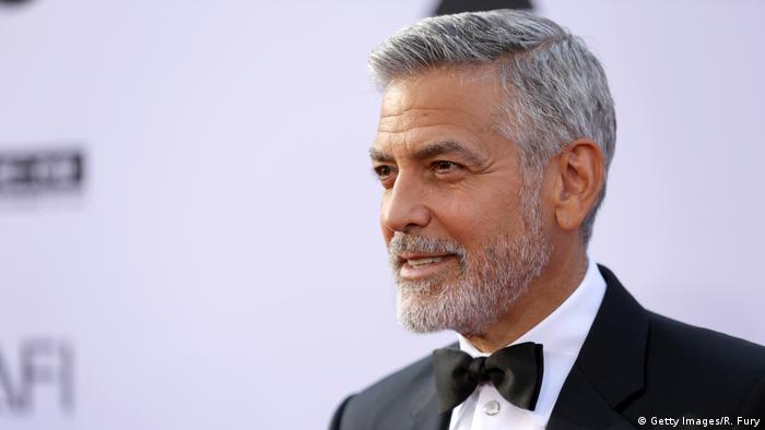 USA - Kalifornien - George Clooney (Getty Images/R. Fury)