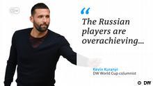 Titelbilder für die neue Kolumne von WM-Experte Kevin Kuranyi