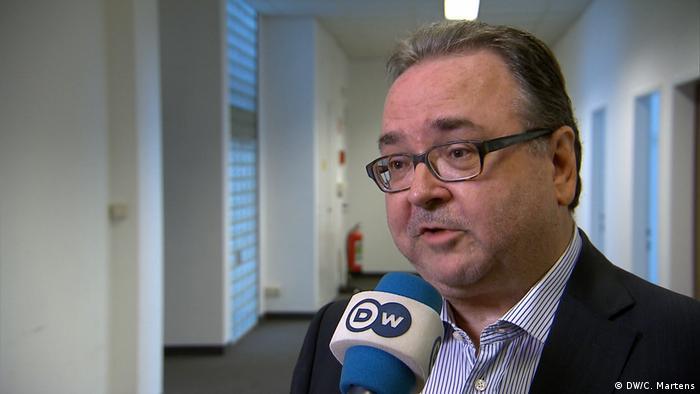 Michael Chalupka, Diakonie (DW/C. Martens)
