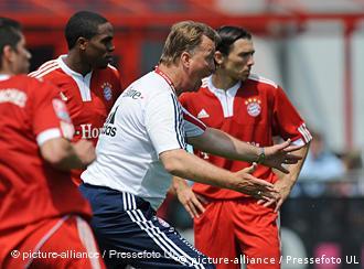 Prvi trening u Bayernu s van Gaalom