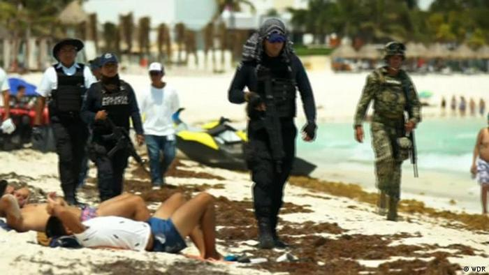 DW Global 3000 - Cancun Tourismus