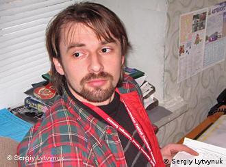 Микола Арсенюк, директор фестивалю Тарас Бульба