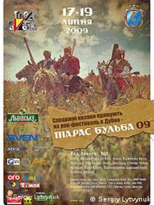 Plakat Taras Bulba