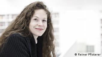 Sandra Richter, director of the Marbach Literature Archive