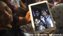 Thailand Rettungsaktion Fußballteam aus Höhle