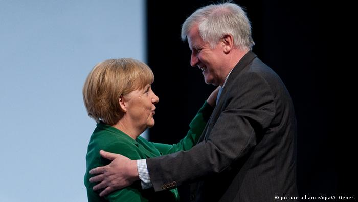 CSU-Parteitag 2012 (picture-alliance/dpa/A. Gebert)