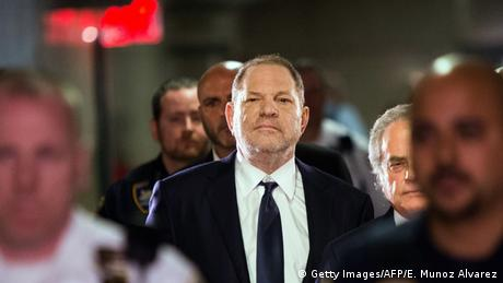 New York Manhattan Criminal Court Harvey Weinstein (Getty Images/AFP/E. Munoz Alvarez)