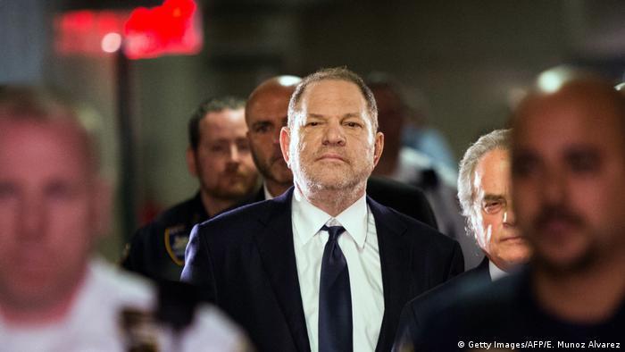 New York Manhattan Criminal Court Harvey Weinstein