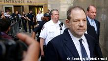 New York Manhattan Criminal Court Harvey Weinstein (Reuters/B. McDermid)