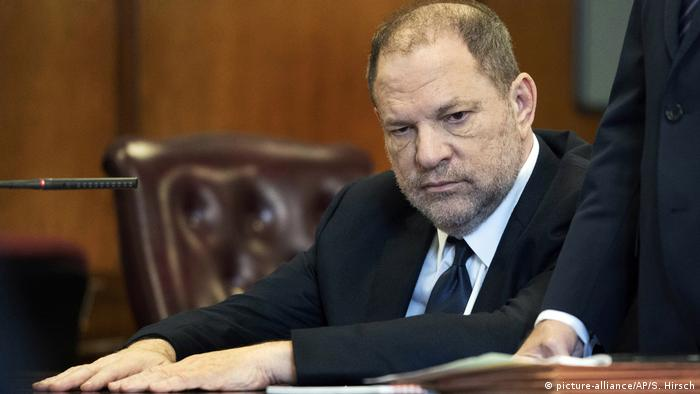 Harvey Weinstein (picture-alliance/AP/S. Hirsch)