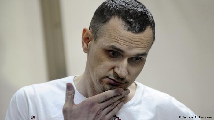 Олег Сенцов (фото з архіву)