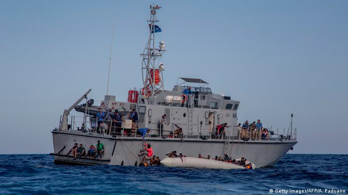 Italy gives Libya ships, equipment as more migrants reported
